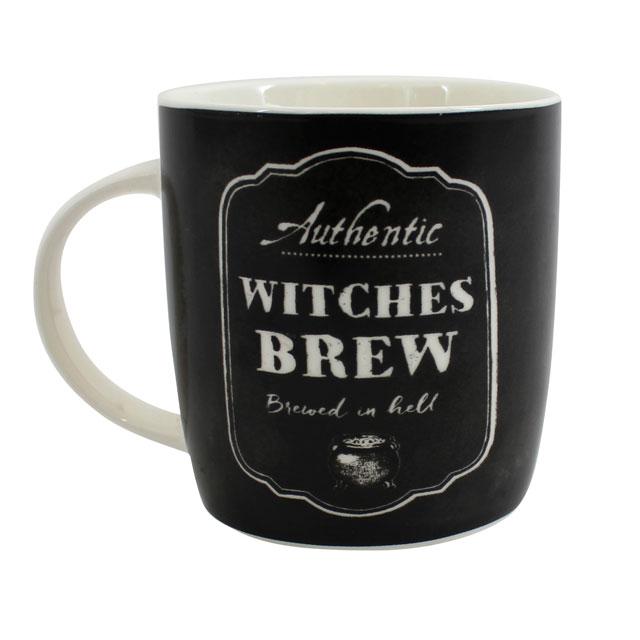 Mug : Witches Brew MU51525 : Boutique ésotérique...
